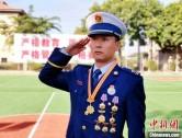 """消防""""老兵""""翁晓强:愿将青春融入应急救援新征程"""