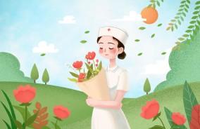 5.12护士节  护理世界健康