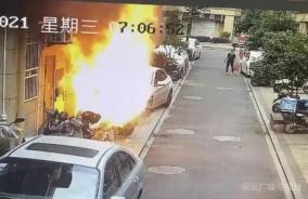 【科普】电动车虽小,起火不得了。如何避免电动车火灾频发?