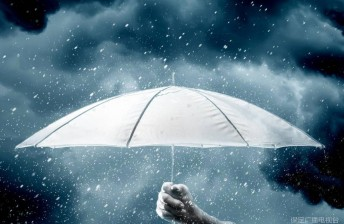 西高庄文联专栏———风雨后的遐想