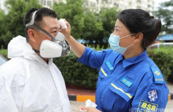 我市蓝天救援队——王建辉丨入围央媒感动人物评选