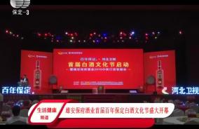 雄安保府酒業首屆百年保定酒文化節盛大開幕